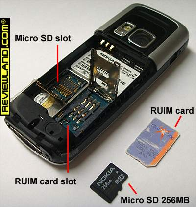 Nokia c7 sd card slot